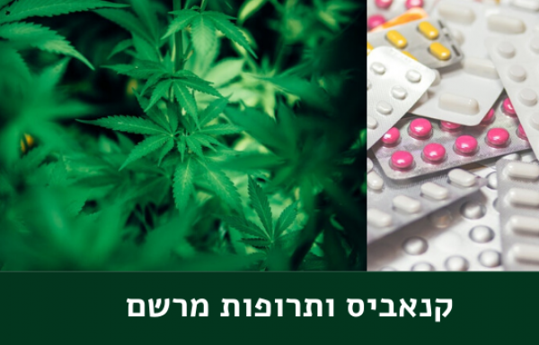 שמן CBD ותרופות מרשם